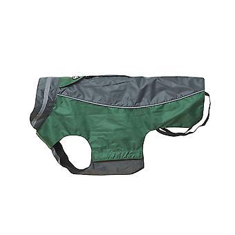 Buster Rain Coat Steel Grey/artichoke Green Small/medium