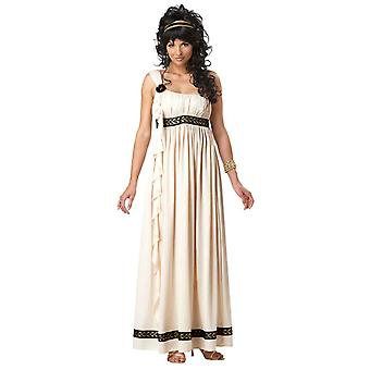 Olympic Goddess Toga Greek Roman Women Costume