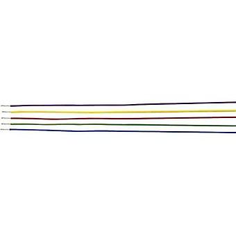 Strand LiYv 1 x 0.14 mm² Blue Helukabel 26407