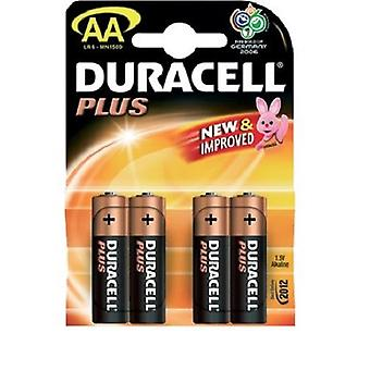 Duracell Plus AA/Mignon/LR6 battery - Pack of 20 (MN1500PLUS-B4)