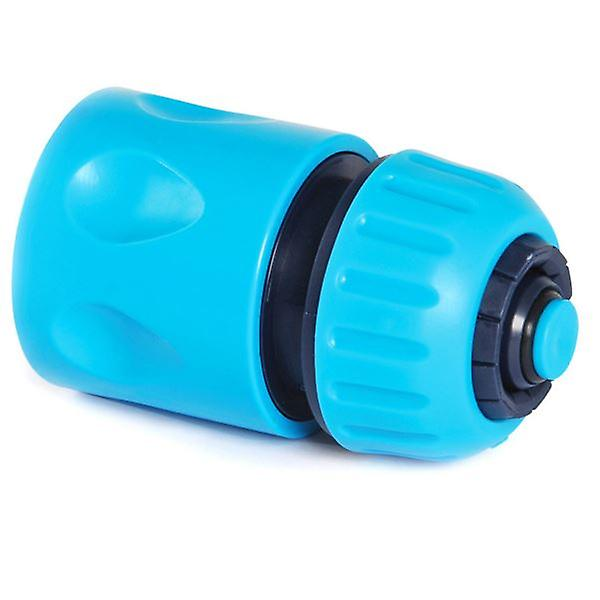 Quick Fit 3/4inch Female Water Stop Connector For Garden Hoses