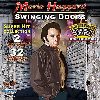 Merle Haggard - hacer pivotar puertas [CD] USA importar