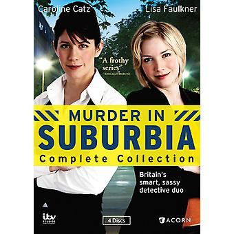 Murder in Suburbia Complete Collection [DVD] USA import
