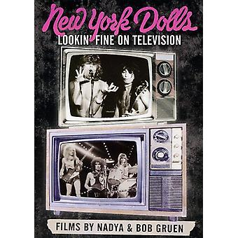 New York Dolls - Lookin' Fine on Television [DVD] USA import