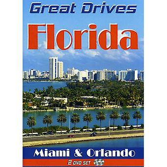 Store drev: Florida [DVD] USA import