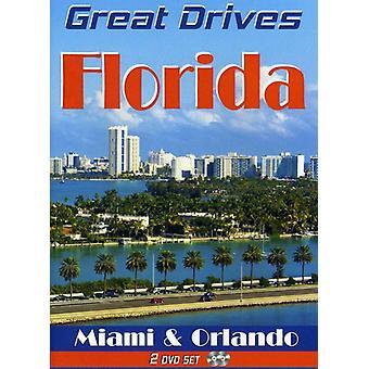 Store drev: Florida [DVD] USA import