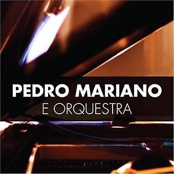 Pedro Mariano - Pedro Camargo Mariano & Orquestra [CD] USA import