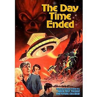 Dag tid endte [DVD] USA importerer