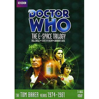 Doctor Who - Doctor Who: E-Space-Trilogie [DVD] USA import