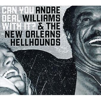 ¿Andre Williams y el Hellho de Nueva Orleans - puede ocuparse de ella? [CD] USA importación