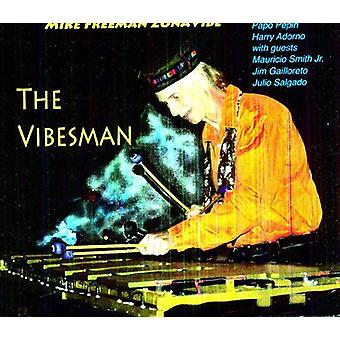 Mike Freeman-Zonavibe - Vibesman [CD] USA import