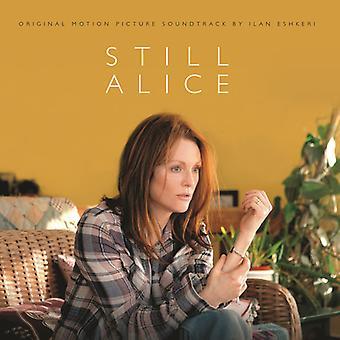 Ilan Eshkeri - todavía Alice - O.S.T. [CD] USA importar