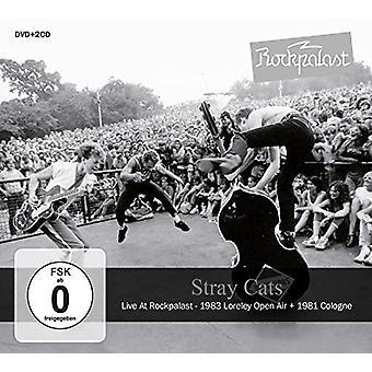 Stray Cats - Live at Rockpalast [CD] USA import
