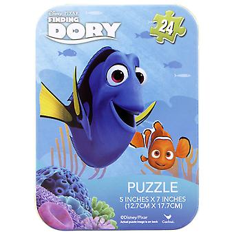 Finding Dory Puzzle in Mini Tin