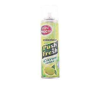 PUSH & frisk ambientador spray #frescor lavanda