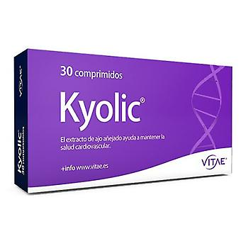 Vitae Kyolic 30 Comp. (Vitamins & supplements , Multinutrients)