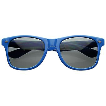 NEW Colorful Classic Candy Coated Retro Plastic Horn Rimmed Style Sunglasses