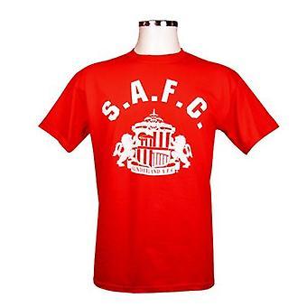 Sunderland T Shirt Jnr LB