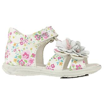 Primigi Girls Galenia T-bar Sandals White