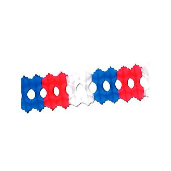 Red - White - and Blue Arcade Garland