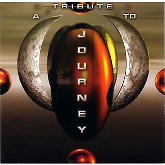 Hommage à Journey - Tribute to import USA voyage [CD]