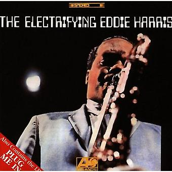 Eddie Harris - importation USA électrisante Eddie Harris/Plug [CD]