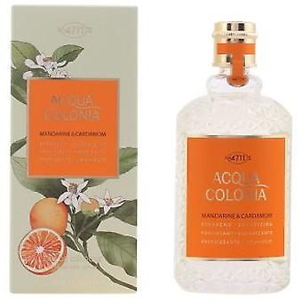 4711 Acqua Colonia Edc Spalsh Tangerine & Cardamom & Spray 170 Ml