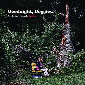 Dominic - godnat vovser [CD] USA importerer