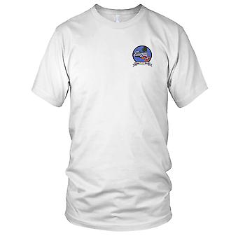 US Navy SS-146 S-41 Embroidered Patch - Mens T Shirt