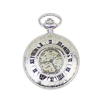 Mechanical Windsor Prestige Pocket Watch (PW50 CB)