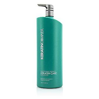 Keratin Complex Smoothing Therapy Keratin Care Shampoo (For All Hair Types) 1000ml/33.8oz