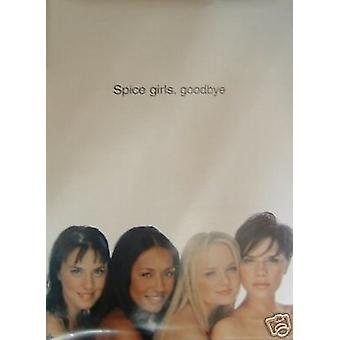 Spice Girls Goodbye Live at Wembley Poster