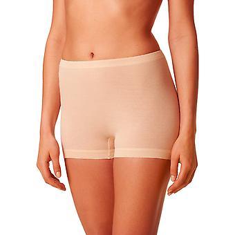 Mey 27007-21 Women's Nude Solid Colour Knicker Shorties Boyshort
