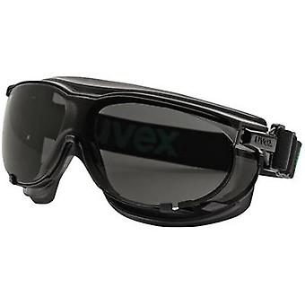 Safety glasses Uvex carbonvision 9307043 Black, G