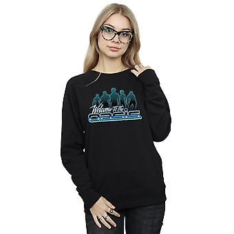 Ready Player One Women's Welcome To The Oasis Sweatshirt