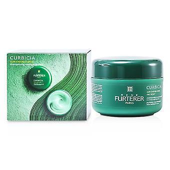 Rene Furterer Curbicia Purifying Clay Shampoo (Oily Scalp) - 200ml/7.2oz