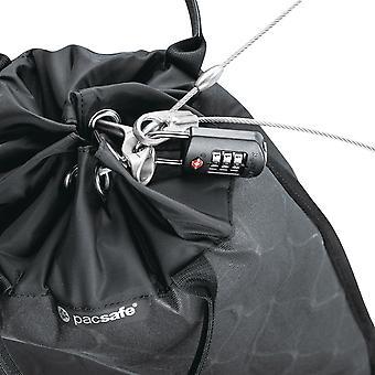 Pacsafe Travelsafe 12L GII Portable Safe - Black
