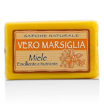 Nesti Dante Vero Marsiglia Natural Soap - Honey (Emollient & Nourishing) - 150g/5.29oz