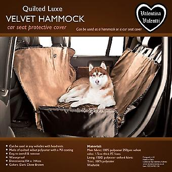Valentina Valentti Luxe Micro Car Seat Protective Cover