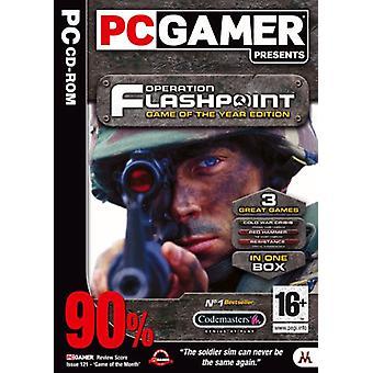 Operation Flashpoint-Spiel des Jahres Edition (PC-CD)