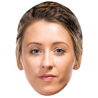 Máscara de Jade Jones