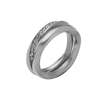 DKNY ladies ring stainless steel NJ1603040