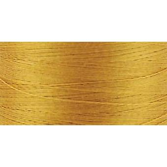 Natural Cotton Thread Solids 876yd-Gold