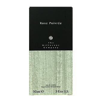 De olika företaget Rose Poivree Eau De Toilette Spray 3.0 Oz/90 ml i rutan