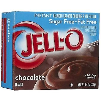 Jello Sugar Free Chocolate Instant Pudding & Pie Filling Mix