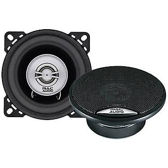 Mac Audio Edition 102 2 way coaxial flush mount speaker kit 160 W