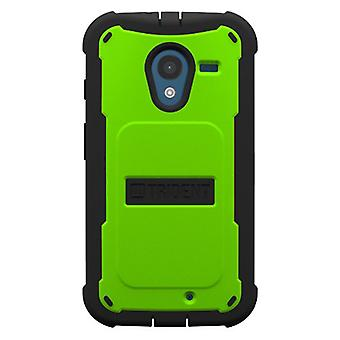 Trident Cyclops Case for Motorola X - Green
