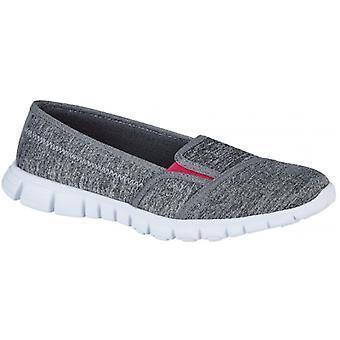 Slip léger respirant impulsion dames sur formateurs des chaussures de marche confortables
