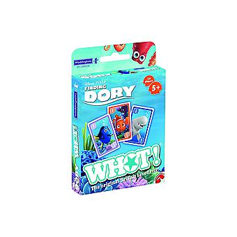 Finding Dory WHOT! Travel Card Game