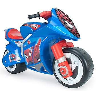 Injusa Winner Licensed Ultimate Spider-Man Foot to Floor Motorbike